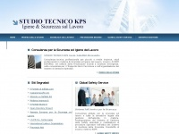 Kpsweb.it - STUDIO TECNICO KPS - IGIENE E SICUREZZA SUL LAVORO - PREVENZIONE INCENDI - ASSUNZIONE INCARICO RESPONSABILE RSPP ESTERNO - CONSULENZA LEGGE 81/2008.