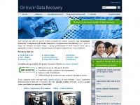 ontrackdatarecovery.it recupero dati raid hard disk