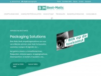 Bmpackaging.be - Best Matic Packaging