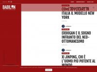 Babilon Magazine - A geopolitical experience