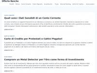 Offertebanche.it - Offerte Banche