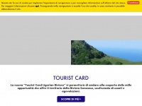 Tourist Card Ligurian Riviera - Tourist Card Ligurian Riviera