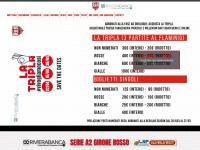 Rinascita Basket Rimini: sito ufficiale della squadra di pallacanestro di Rimini
