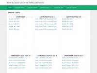 Serieacalcio.it - Notizie e informazioni riguardo al calcio.