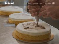 Pasticcerie Sinatti - dolci tipici senesi. - Dolci tipici senesi panforte ricciarelli cantucci ossi di morto cavallucci produzione della Pasticceria Sinatti