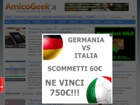 AmicoGeek.it   Amico Geek, il blog italiano dedicato alla tecnologia!