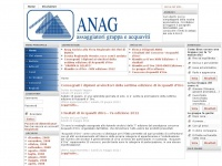 www.anag.it - Home