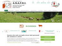 ANAPRI - Associazione Nazionale Allevatori Pezzata Rossa Italiana
