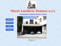 lanificiopastore.it