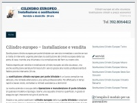 Cilindroeuropeo.it - Cilindro Europeo