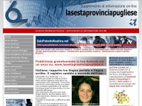 La Sesta Provincia Pugliese ..:: Supplemento di informazione on-line