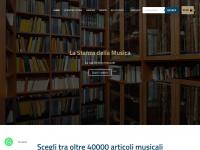 lastanzadellamusica.com