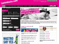 lastminute.com low cost colore