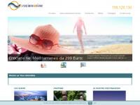Crociere Online - Le migliori offerte di crociere - Prenota la tua crociera on-line al miglior prezzo