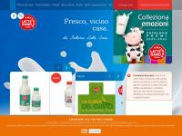 LATTE ROMA Latte SANO produzione latte fresco Roma latte alta digeribilità produzioni formaggi yogurt panna mozzarella burro ricotta caciotte grana padano