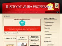 lauraproperzi.it