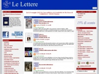 lelettere.it biblioteca contemporanea periodici