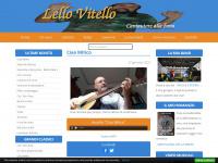 Lello Vitello, cantautore comico satirico