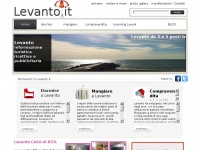 Levanto.it - levanto sito di informazione turistica ricettiva e pubblicitaria