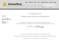 Linuxday.it - Home | Linux Day 2018