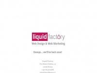 Liquidfactory.it - Liquid Factory Web Agency Roma - Agenzia Creativa Digitale
