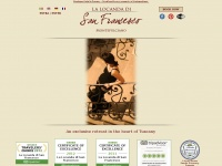 Locanda San Francesco - Luxury B&B in Tuscany
