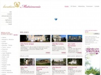 locationmatrimonio.it dimore storiche castelli ville residenze epoca location matrimoni ricevimenti