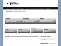 L'Opinionista giornale online - Notizie dall'Italia e dal Mondo