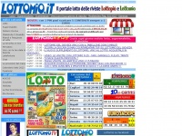 lottomio.it previsioni lotto sistemi ambo