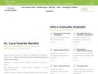dr. Luca Guarda Nardini - Medico Chirurgo specializzato in: Chirurgia Maxillo-Facciale, Otorinolaringoiatria e Odontostomatologia