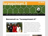 Luca Squinzani Official Website