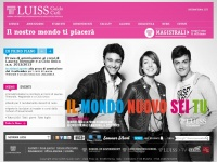 luiss.it roma universita degli studi ateneo studenti