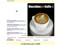 macchinepercaffe.it