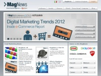 magnews.it marketing email practice newsletter