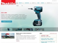Makita.it - Home » Makita s.p.a