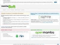 mambasoft.it openmamba mambasoft