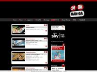 MAN-GA - solo su SKY, canale 149