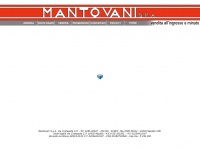 MANTOVANI S.p.a. [Fornitori]