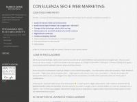 Consulente WebMarketing a Lecce - SEO e Posizionamento in Puglia