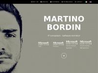 Home -  Martino Bordin - Soluzioni informatiche - Software personalizzato - Applicazioni web