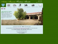 :: Antica Masseria Fontana Murata :: Agriturismo ::