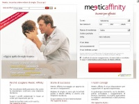 meeticaffinity.it incontri single incontra