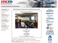 Mcmonline.it - MCM - Manutenzione Industriale - Home