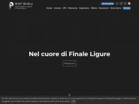 Hotel Finale ligure 3 stelle in Liguria  :: Hotel Medusa