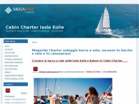 megaridecharter.it vela barca crociere
