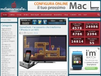 melamorsicata.it iphone apple ipad mac app blog