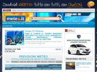 meteo.it neve italia meteo webcam localita