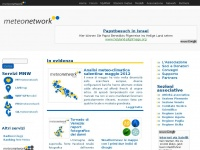 Meteonetwork.it - MeteoNetwork - Always looking at the sky