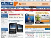 milanofinanza.it trading news forex