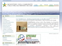 minambiente.it strategie sito dal